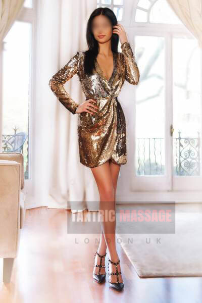 Anita Gorgeous Dress Oxford street london tantric