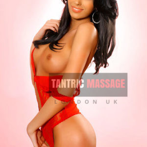 Diana Topless Flirty - nude massage london