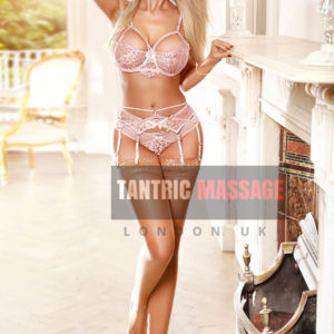 Kelly - Tantric Massage London